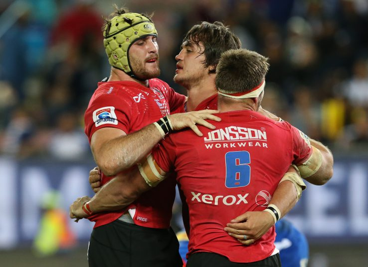 The Lions roared (and mauled) this past weekend. Photo: Carl Fourie/Gallo Images.