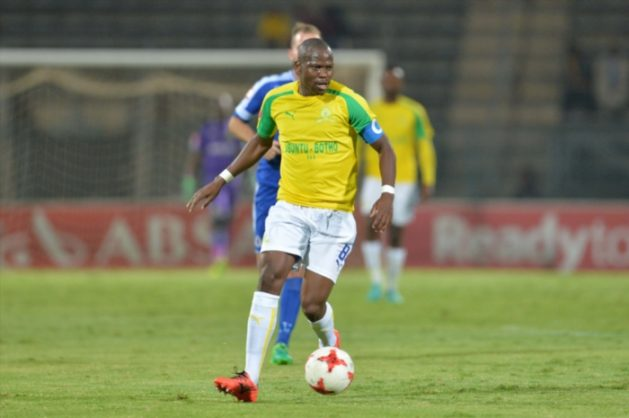 Hlompho Kekana during the Absa Premiership match between SuperSport United and Mamelodi Sundowns at Lucas Moripe Stadium on April 19, 2017 in Pretoria, South Africa. (Photo by Lefty Shivambu/Gallo Images)