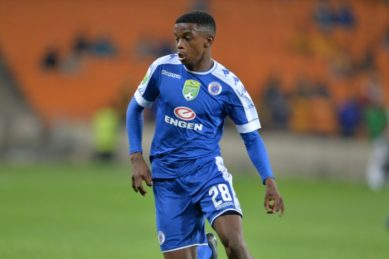 Baxter pleased with Mokoena's growth