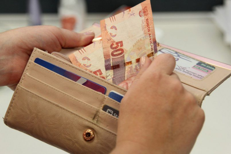 Wallet with cash. File photo