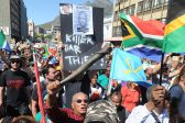 No Zuma, the marches weren't driven by racism
