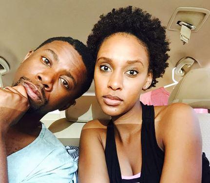 Atandwa Kani and Altovise Lawrence.