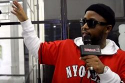 Cassper selling sneakers he performed in at the Dome for R100k