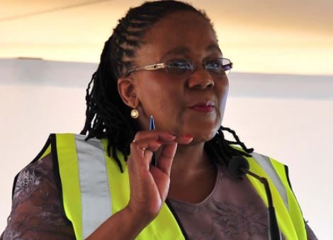 WATCH: Ex-transport minister Dipuo Peters testifies at Zondo commission