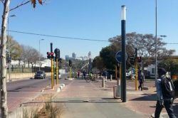 Why Joburg's bicycle lanes have no bicycles in them