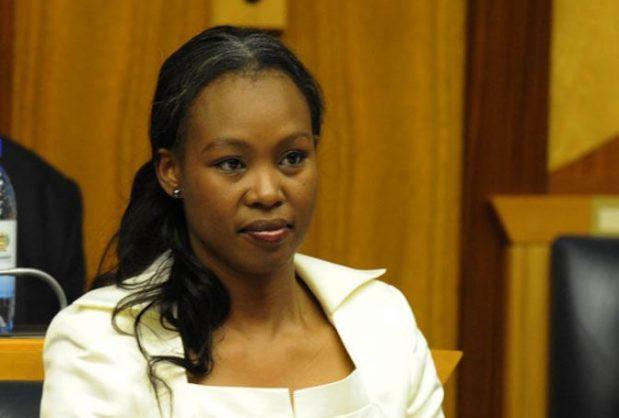 Stella Ndabeni Abrahams.