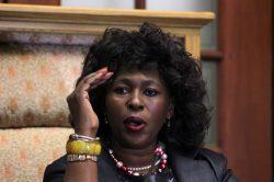 Makhosi Khoza cracks whip at Muthambi