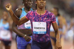 Caster Semenya extends her winning streak