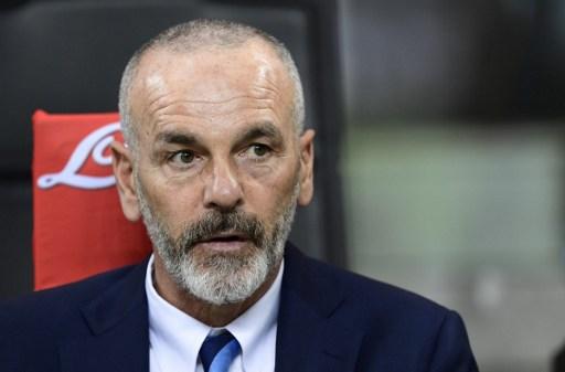 Inter sacks coach Stefano Pioli, brings in youth team coach