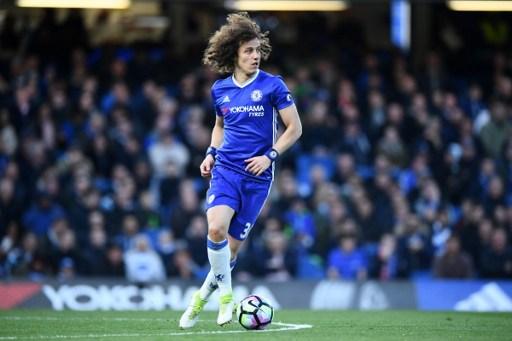 Chelsea's Luiz makes no secret of Double dream