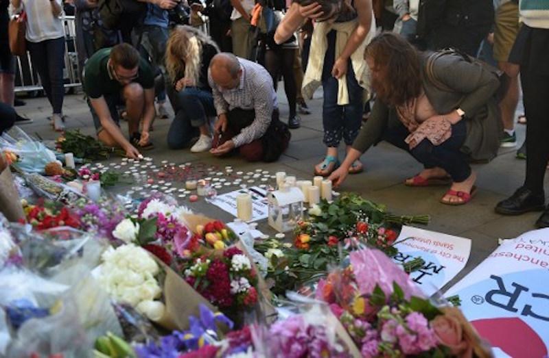 Bombing at British Concert Kills 22, Injures Dozens
