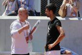 Random call helped Novak Djokovic snap up Andre Agassi