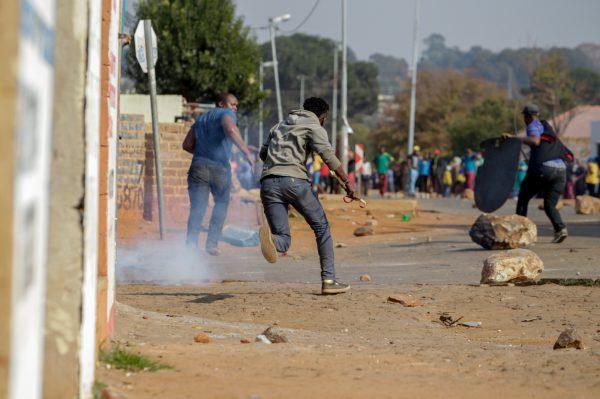 Violent protests set to continue