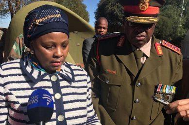 Defence Minister Mapisa-Nqakula hits back at public protector