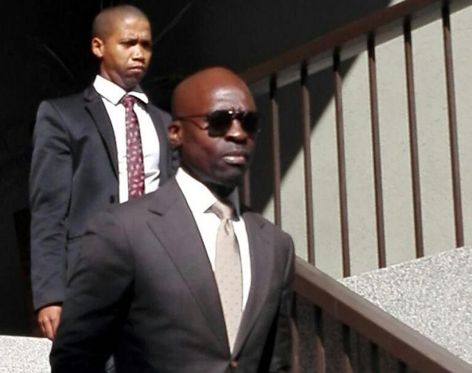 Finance Minister Malusi Gigaba ahead of delivering National Treasury's budget vote. Picture: Chantall Presence/ANA