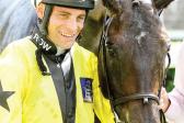 Gavin Lerena to ride in UK