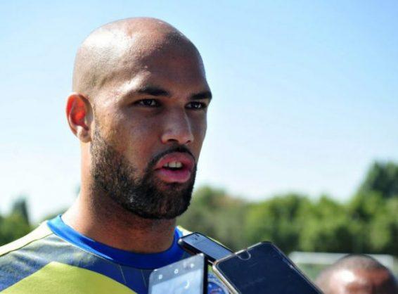 Reyaad Pieterse of Supersport United (Samuel Shivambu/BackpagePix)