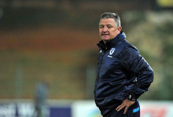 Gavin Hunt, coach of Bidvest Wits (Muzi Ntombela/BackpagePix)