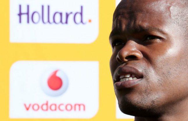 Willard Katsande of Kaizer Chiefs (Muzi Ntombela/BackpagePix)
