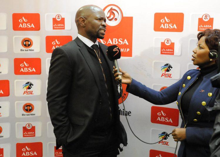 Steve Komphela coach of Kaizer Chiefs (BackpagePix)
