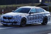 Next BMW M5 spotted doing rounds at Nurburgring