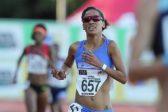 Morris Gachaga sets world best in Cape Town