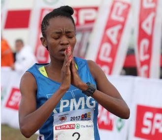 Kesa Molotsane. Photo: Reg Caldecott/Gallo Images.