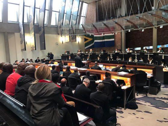 Speaker Mbete cannot impose secret vote, ConCourt hears