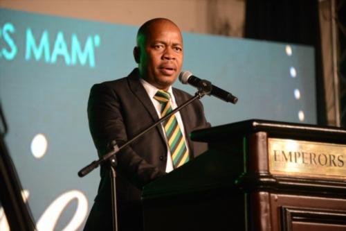 ANC NEC meeting: Masina demands Ramaphosa's resignation
