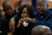 Karabo Mokoena's funeral in pictures