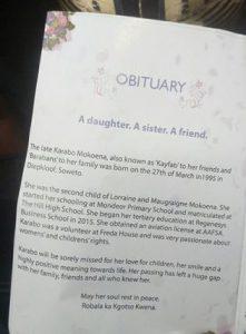 karabo-obituary