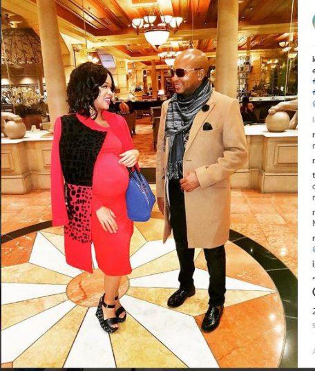 kenny kunene welcomes baby mokgethwa � the citizen