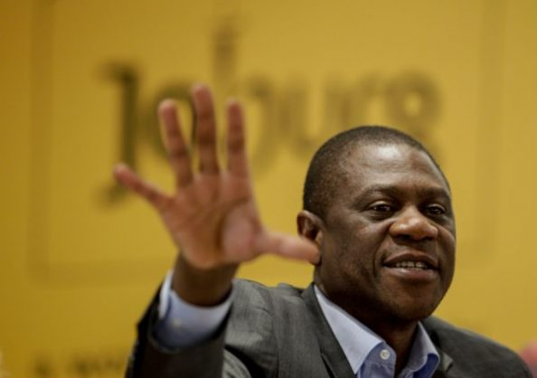 ANC treasurer-general Paul Mashatile