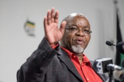 Mining deaths declining, but illegal mining still causing big problems, says Minister Gwede Mantashe