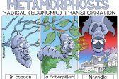 Ghost cartoon: The money grub
