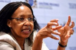 This is what former Gauteng health MEC Qedani Mahlangu is now doing after Esidimeni tragedy