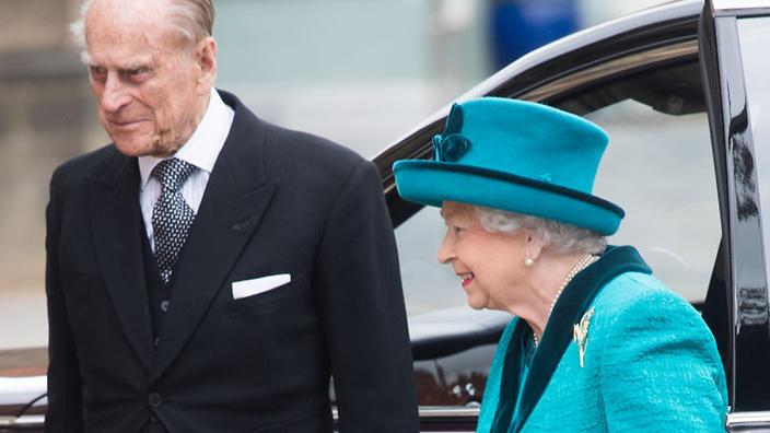 Queen Elizabeth II and Prince Philip, Duke of Edinburgh