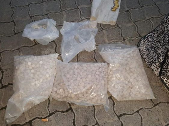Three bust with mandrax worth R4m in NW