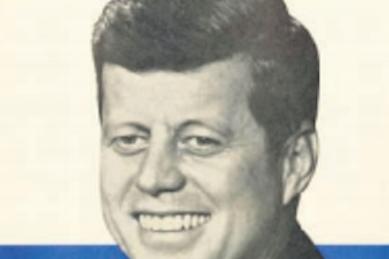 JFK's hellraising youth as a Mucker