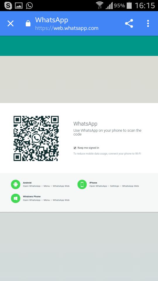 Whatsapp online dating