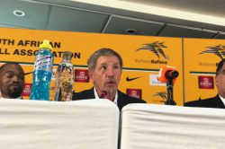 Baxter spells out his Bafana mission