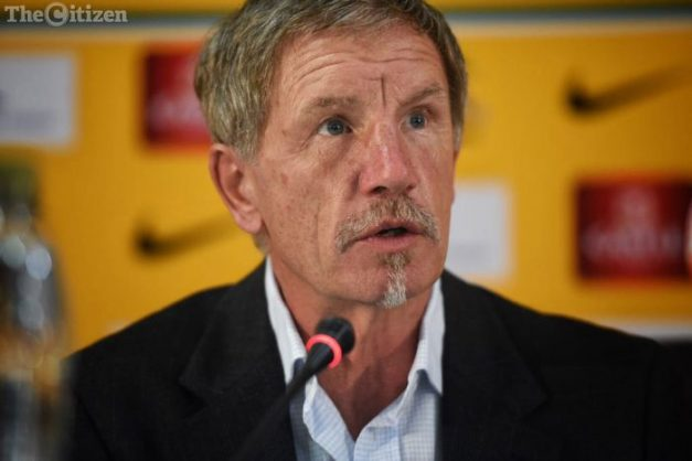 Bafana's Baxter the toast of the town after Afcon qualification