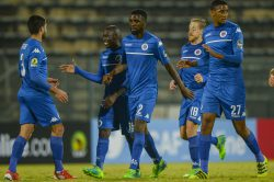 Blow by blow: CF Mounana vs SuperSport United