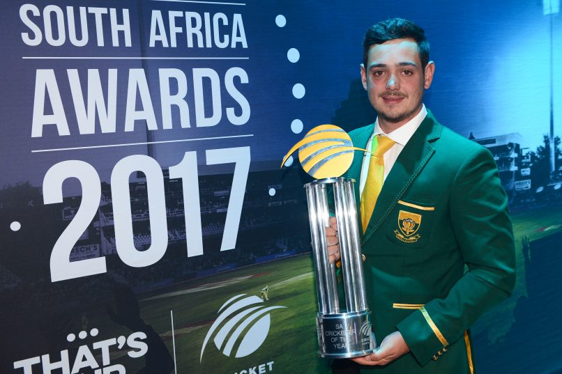 Quinton de Kock is arguably the Proteas' most important player on their tour to England. Photo: Lee Warren/Gallo Images.