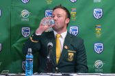 Don't you worry about my form, says AB de Villiers