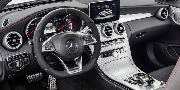 tested: mercedes-benz amg c43 coupe impresses – the citizen