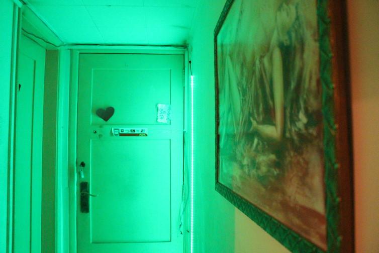Behind closed doors. Amanda De Lisio, Bournemouth University