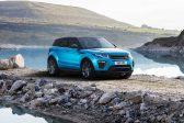 Range Rover celebrates Evoque success with Landmark Special Edition model