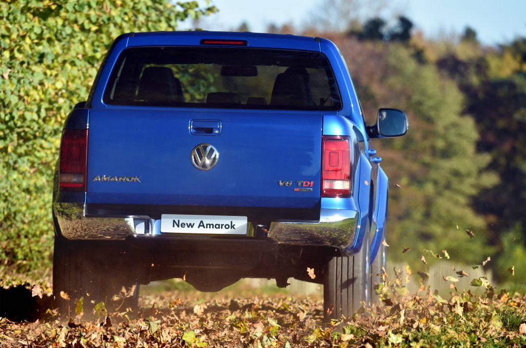 VW Launches New Range-Topping Amarok With A 254HP V6 Diesel