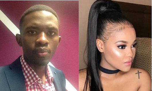 Sandile Mantsoe and Karabo Mokoena.